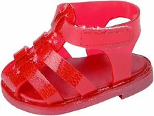 Cateau Kruse poupées vêtements, poupées Chaussures, sandales, Flops pour 4 CM pieds