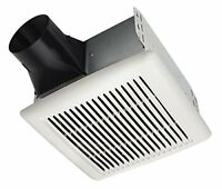 Broan AE80B Invent Energy Star Qualified Single-Speed Ventilation Fan, 80 CFM