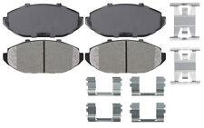 Road Tuff Semi-Metallic Brake Pads Front PMD748