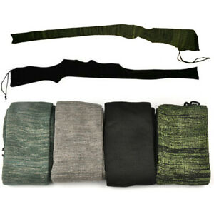 "Rifle Knit Air Gun Sock 54"" Silicone Treated Gun Protector Shotgun Cover Sleeve"