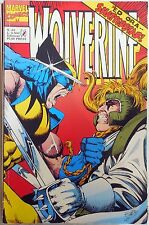 MARVEL FUMETTO WOLVERINE N.49 1993 PLAY PRESS OTTIMO