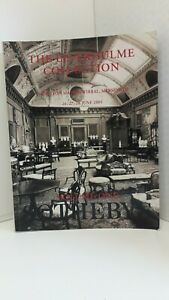 SOTHEBY'S AUCTION - THE LEVERHULME COLLECTION - VOLUME ONE - HOUSEHOLD SALE 2001