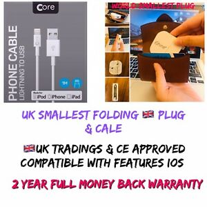 USB adapter Charger 3 Pin Uk Main Plug For phone iphone 5 6 7 8 X XR XSMAX UK
