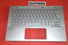 ♥✿♥TOUCHPAD O.GEHÄUSE KEYBOARD SONY VAIO SVS13 SERIE  9Z.N6BLF.201 (BE) BACKLIT