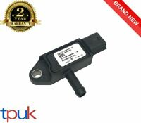 DPF EXHAUST DIFFERENTIAL PRESSURE PARTICLE SENSOR - VAUXHALL OPEL MOVANO VIVARO