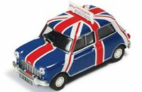 IXO CLC120 & CLC220 Mini diecast road cars Union Jack & David Bowie 1:43rd scale