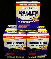5 x 200g  = 1 kg Kleister für Vliestapeten Rollkleister TOP-ANGEBOT