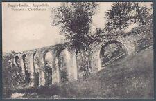 REGGIO EMILIA CASTELLARANO 02 1910 circa ACQUEDOTTO