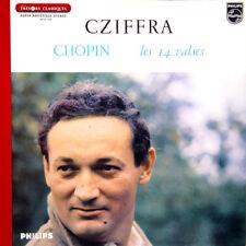 CHOPIN Les 14 Valses Gyorgy Cziffra FR Press LP