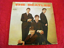 Introducing The Beatles RARE George's Shadow Original 1964 VJLP 1062 Please Me