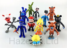 Five Nights at Freddy's Cosplay Figura Niños Muñeca 12pcs