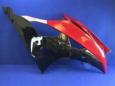 09 Yamaha YZF R6 Right Side Fairing DAMAGED YZFR6 B 08 10 11 12 13 #70