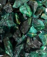 1000 Carat Natural Colombian Green Emerald Rough Gemstone Wholesale Lot