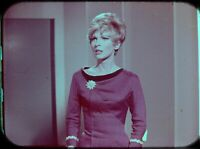 Star Trek TOS 35mm Film Clip Slide Court Martial Areel Shaw Joan Marshall 1.20.5