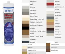 Beko Silikon Silicon Pro4 310ml (alle Farben) f. Naturstein BEKO Fachhändler NEU