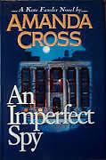 An Imperfect Spy by Amanda Cross (Hardback, 1995)
