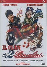 Dvd IL CLAN DEI 2 BORSALINI - (1971) ***Franco & Ciccio*** ......NUOVO