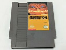 The Guardian Legend Game for Original Nintendo NES System *TESTED & CLEANED*