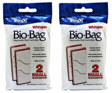 Tetra Whisper 3i Bio-Bag Filter Cartridges Small - 2 PK - 4 Cartridges