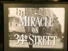 Miracle On 34th Street 16mm Feature Film B&W