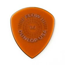 Dunlop 549P1.0 Flow Standard Grip Picks, 1.00mm, Six (6) Pack With FREE shipping