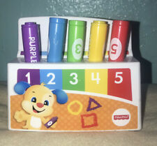 New listing Fisher Price Laugh & Learn Toy Colorful Mood Crayons Toddler Euc