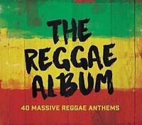 THE REGGAE ALBUM : MASSIVE REGGAE ANTHEMS V/A  2CDs (NEW/SEALED) UB40 Aswad