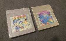 Alleyway + Tetris Nintendo Game Boy (No switch, no pokemon, super mario) Gameboy