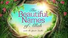 Beautiful Names Of ALLAH lecture series by YASIR QADHI (5 AUDIO CD)