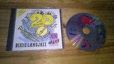 CD Jazz Dixiland Jazz-Sündikat - 20 Jahre Dixi(e)landjazz (12 Song) AMS AUDIO
