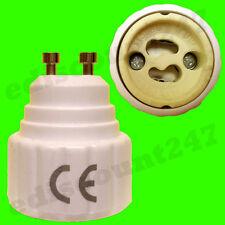 CERTIFICAZIONE CE GU10 to GU10 Porta-lampada ADATTATORE LED PROLUNGA