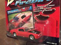 Johnny Lightning Pontiac FIREBIRD 1972  SD FIREBIRD SERIES JL 1/64 2004