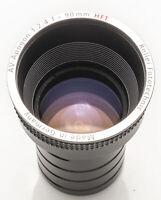 Rollei Fototechnic AV-Apogon HFT 90mm 2.4 1:2.4 Projektionsobjektiv Objektiv