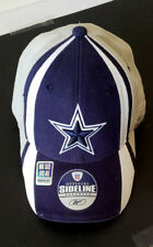 Authentic NFL Dallas Cowboys Sideline Reebok Cap Second Season Navy Gray  OSFA