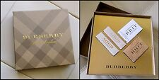 New Burberry Women's Body & Rhythm Fragrance Collection 4 Piece Gift Set