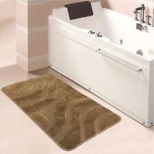 Badezimmer Vorleger Matten Aus Microfaser Ebay