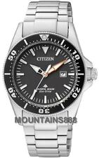 EP6040-53E,CITIZEN Eco-Drive,Promaster,WR200,AntiMag,St/Steel,Screw Crown,Ladies