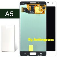 DISPLAY TOUCH SCREEN AMOLED =ORIGINALE SAMSUNG GALAXY A5 2015 SM-A500F VETRO W