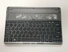 Genuine Acer Iconia Tablet Keyboard Dock Gray - W500