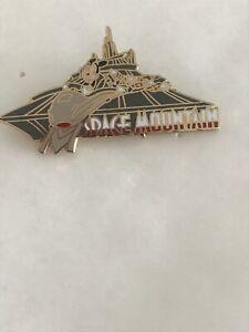Disney Pins Space Mountain
