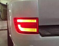 Car Rear Fog Light Tail Lamp Kits LED Fit F Toyota Land Cruiser LC200 16-18 USA