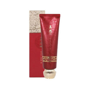 Missha Cho Gong Jin Oriental Herbal Ginseng Scent Facial Makeup Cleansing Foam