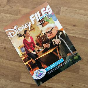 Disney Files Magazine - Spring 2010 Volume 19 No 1 DVC