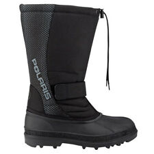 "Polarisâ""¢ Touring Unisex Black Winter Snowmobile Boots, 2864195Xx"