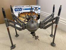 Star Wars Clone Wars Homing Spider Droid Hasbro