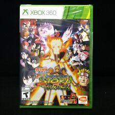 Naruto Shippuden: Ultimate Ninja Storm Revolution Day 1 Edition (Xbox 360) NEW