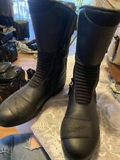 Tourmaster Epic Air Touring Motorcycle Boots / Black - All Sizes