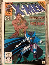 Uncanny X-Men #256 NM 9.4 Or Better! Jim Lee Art L@@K 1st new Psylocke!