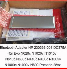 HP 230336-001 DC375A BLUETOOTH MODUL ADAPTER EVO N620c N1020v N1000c N1000v N800
