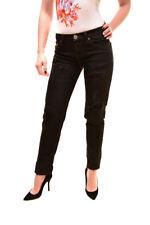 One Teaspoon Women's Bag Straight Jeans Black Size 27 RRP $158 BCF85